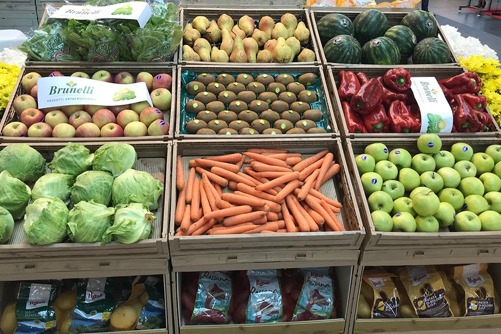 Negozio frutta e verdura Cesena